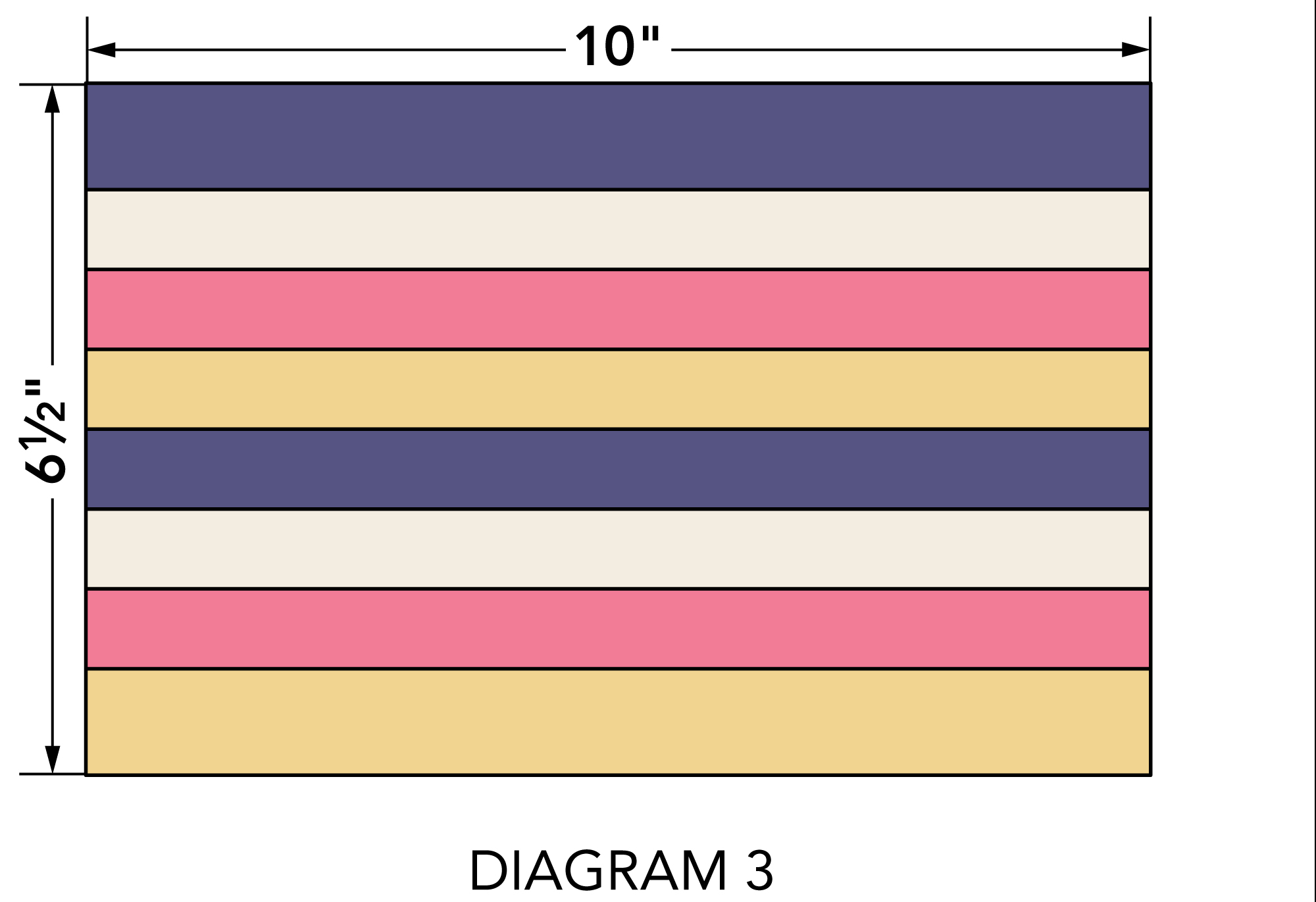 linked together watchband diagram 3