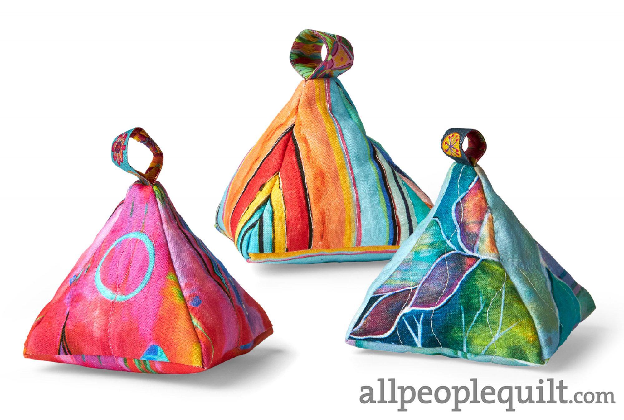 Petite Pyramids Color Option
