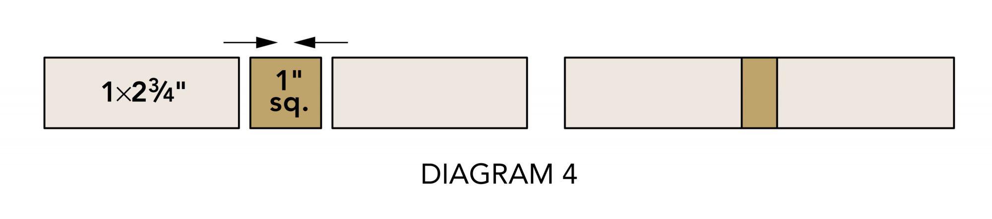 Fall Mug Rugs diagram 4