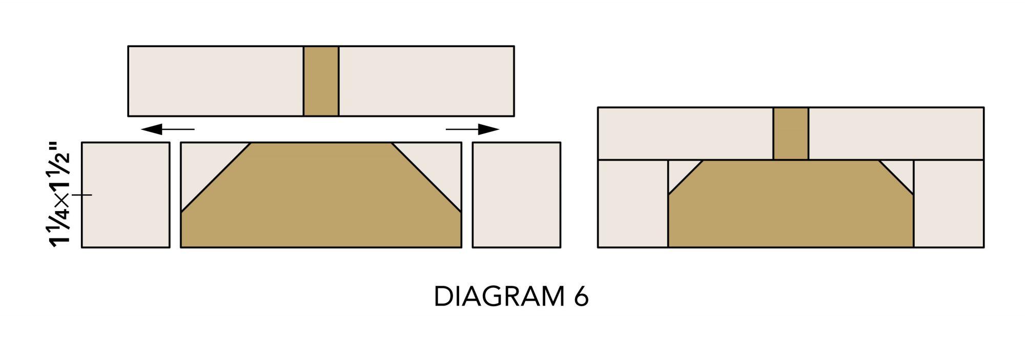 Fall Mug Rugs diagram 6