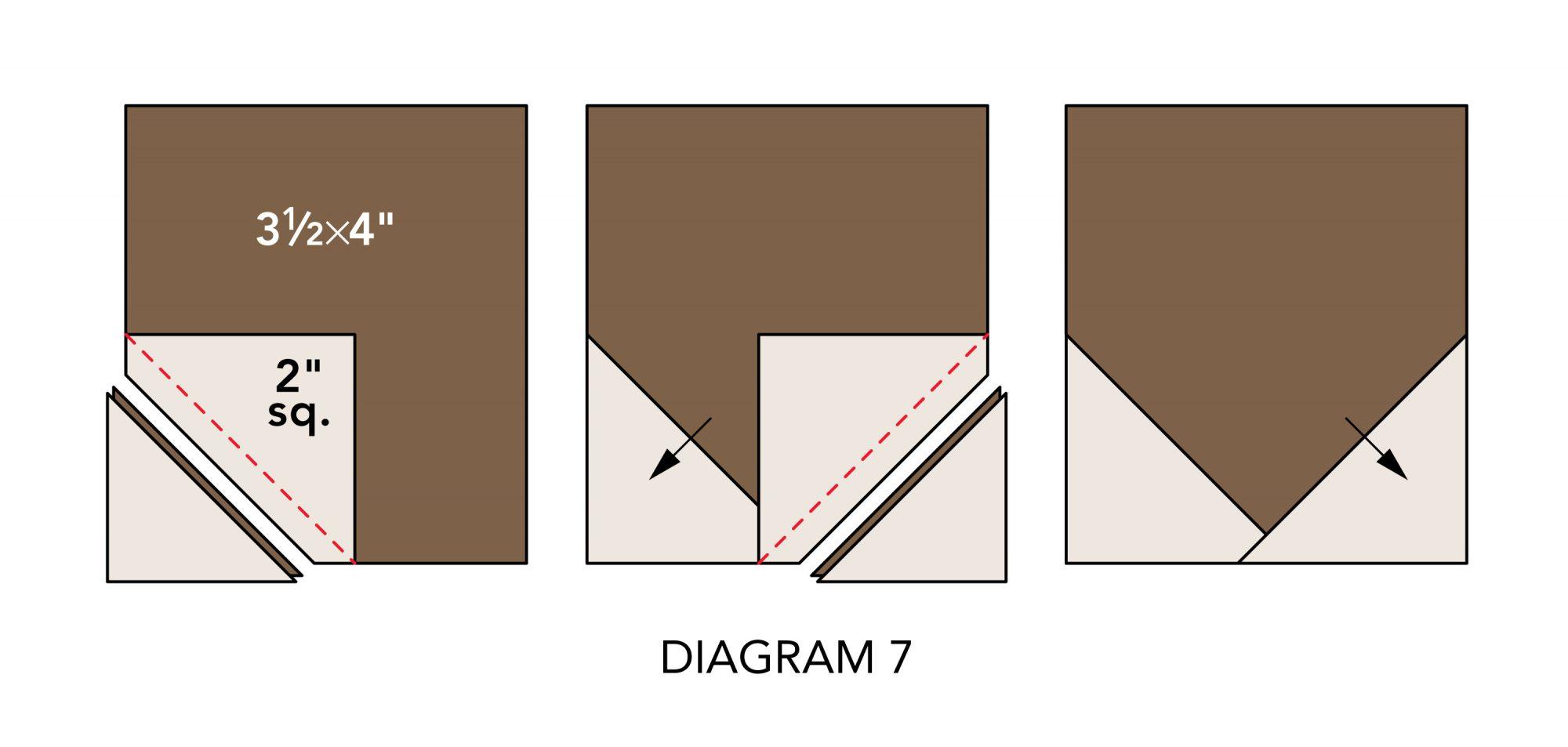 Fall Mug Rugs diagram 7