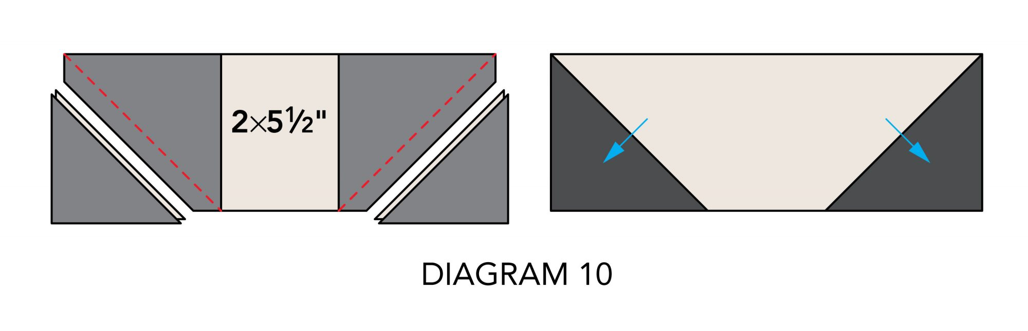 Fall Mug Rugs diagram 10