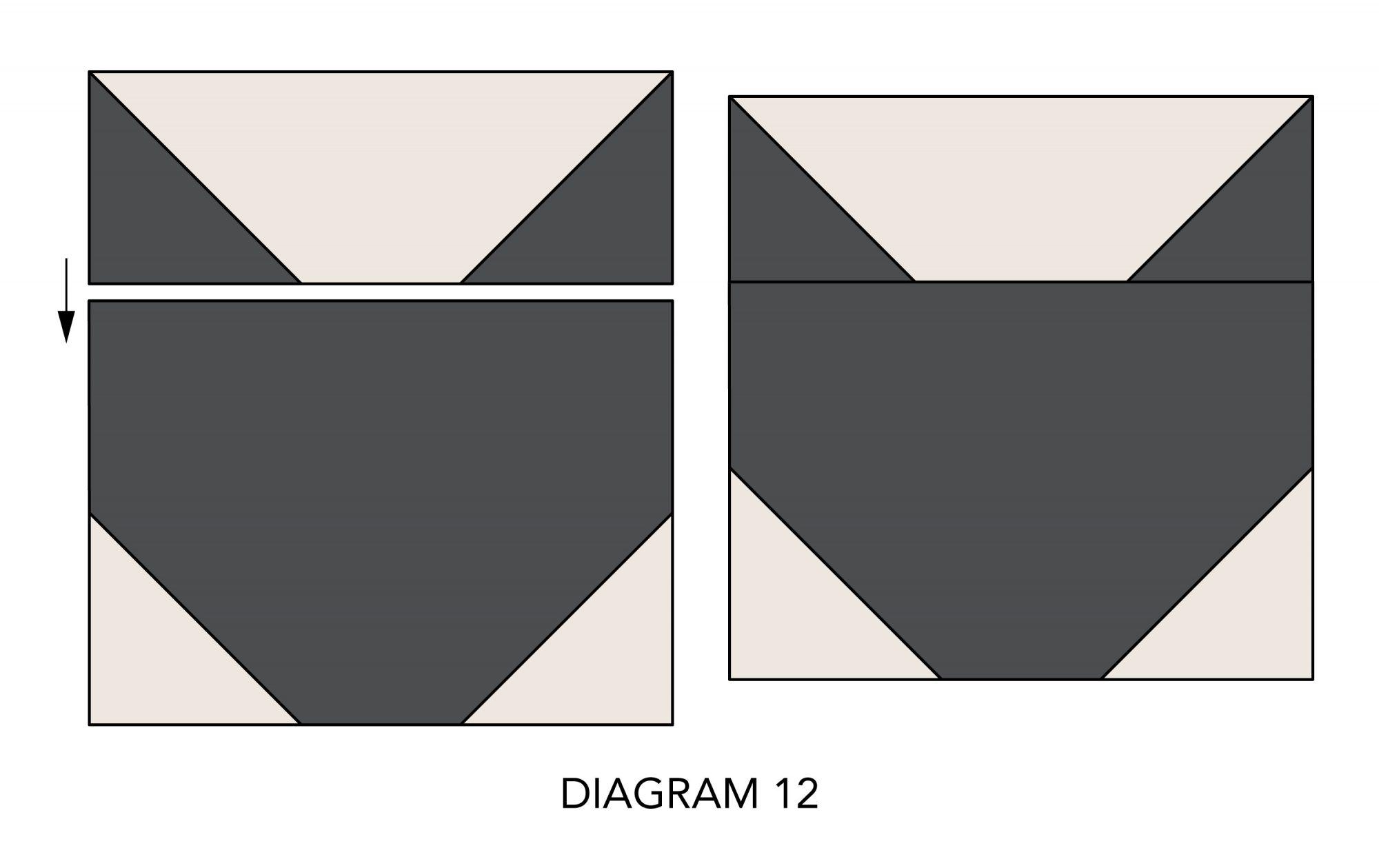 Fall Mug Rugs diagram 12