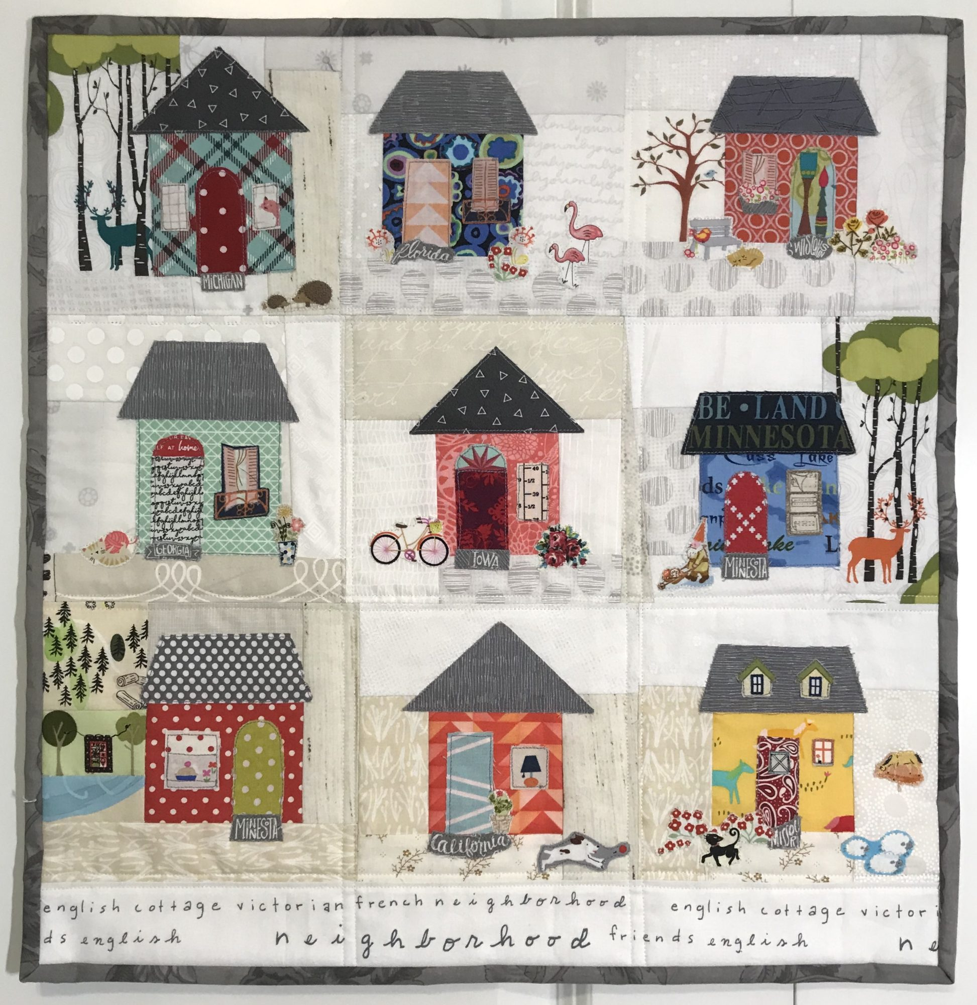 Make a Meaningful Mini Quilt