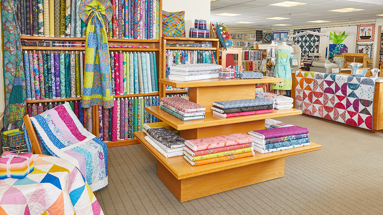 Sew Inspired Quilt Shop