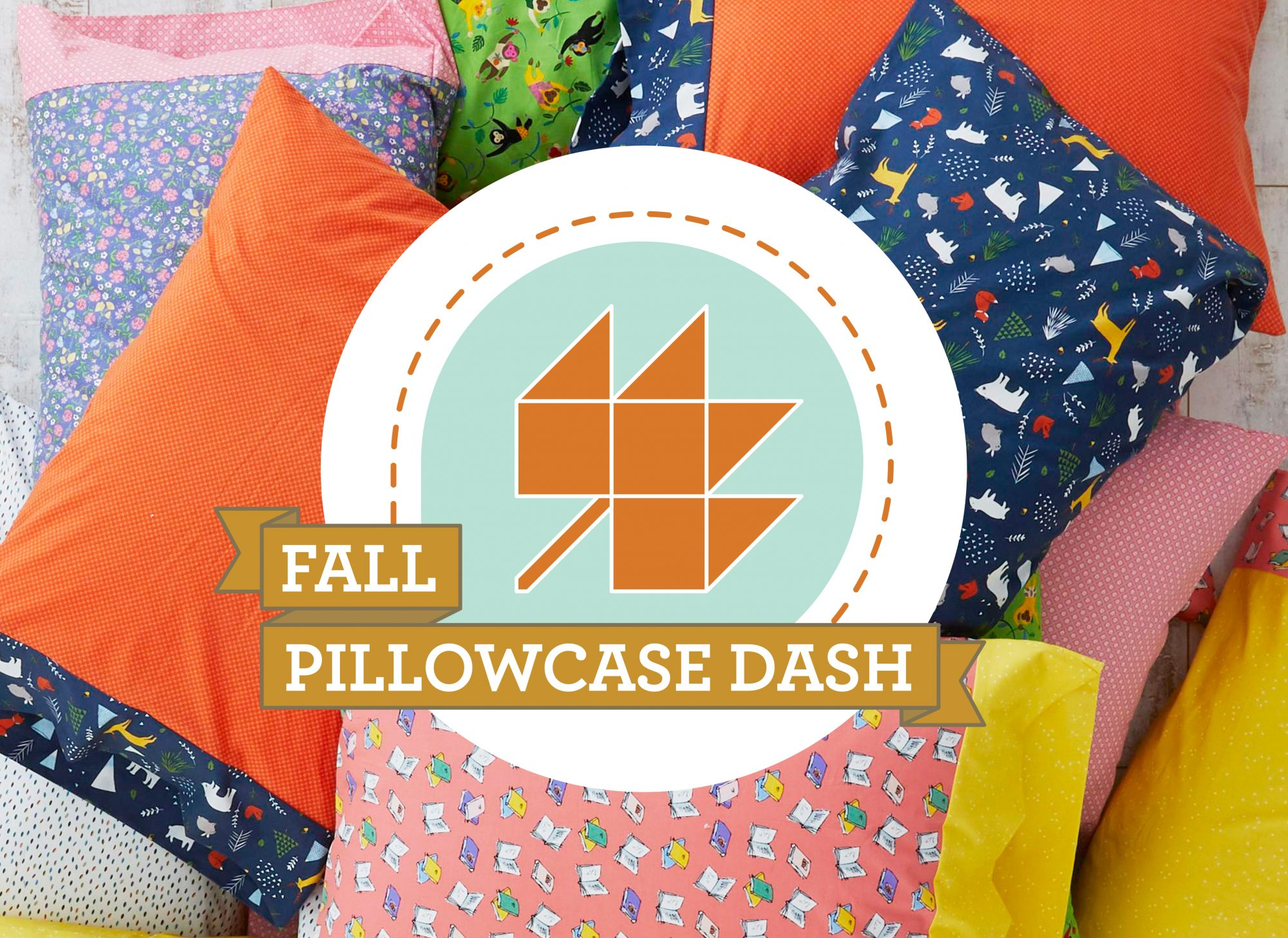 Fall Pillowcase Dash Logo