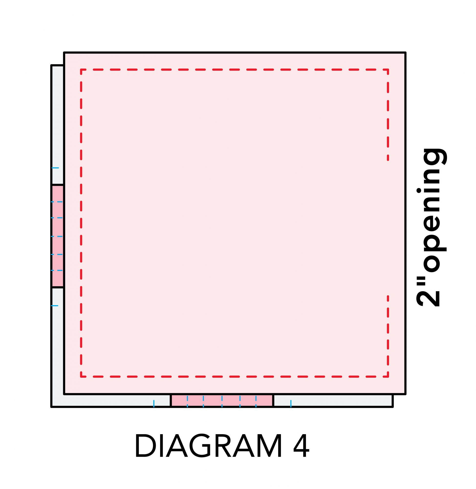 Plus Pincushions diagram 4