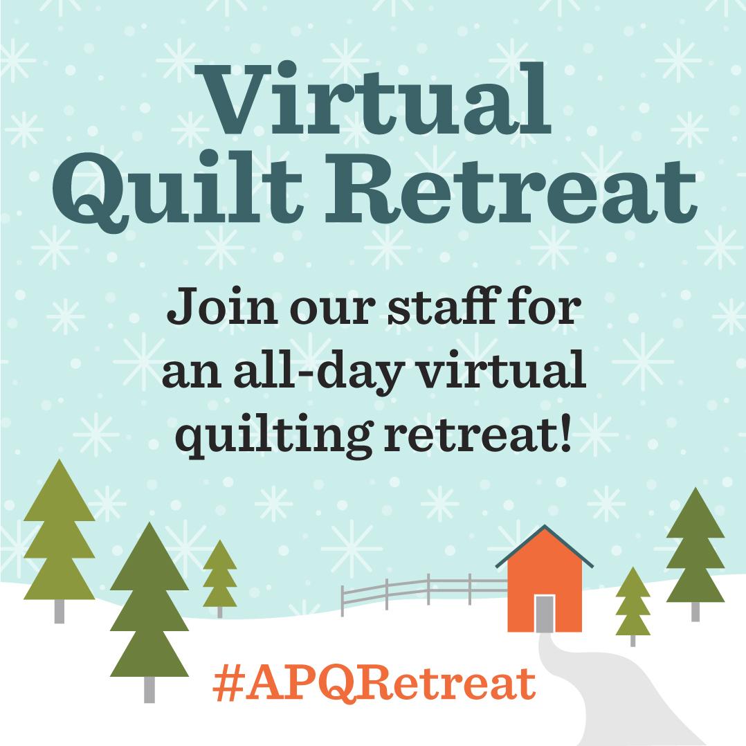 Virtual Quilt Retreat