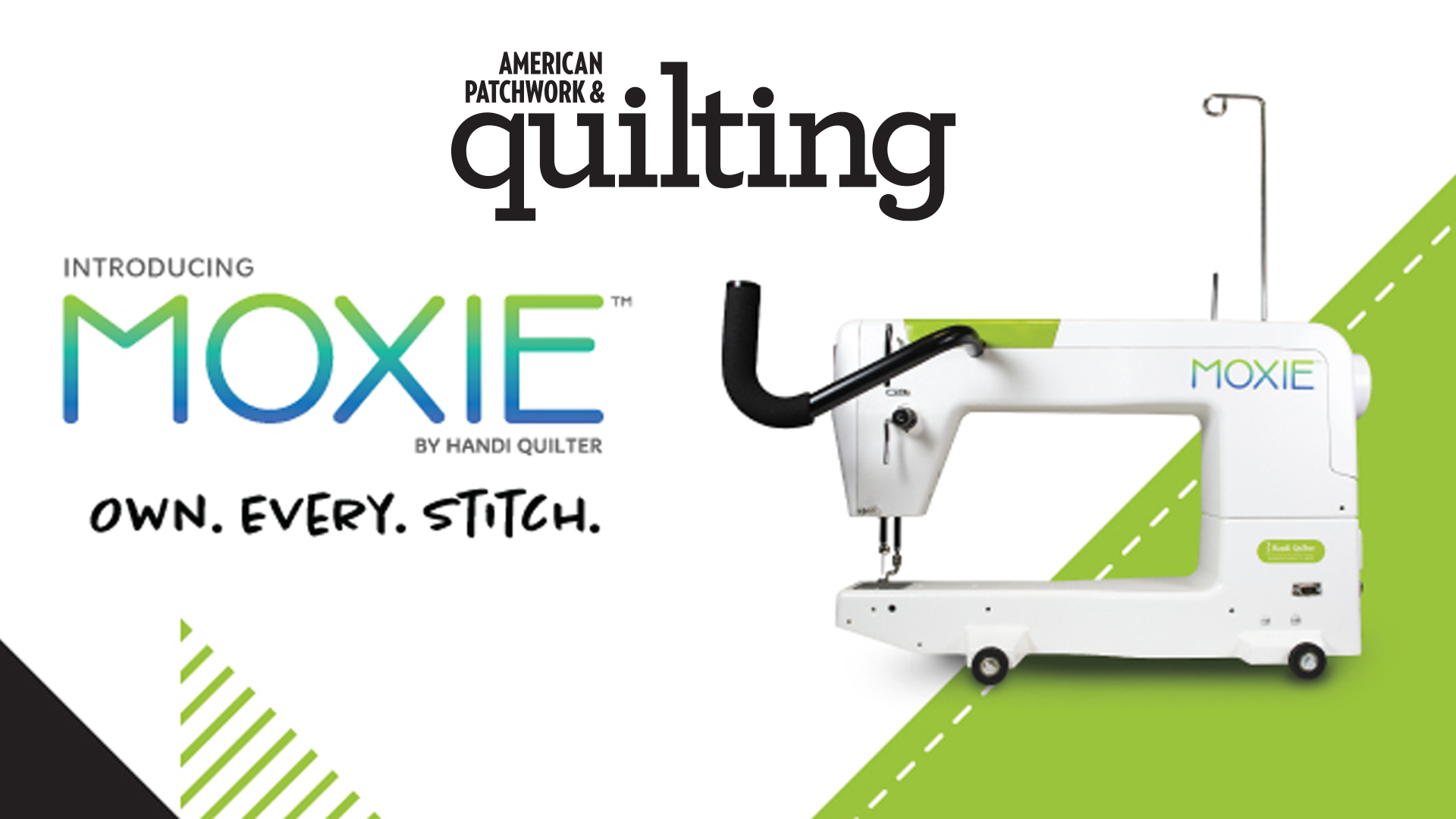 Setting up a Handi Quilter Loft Frame and Moxie
