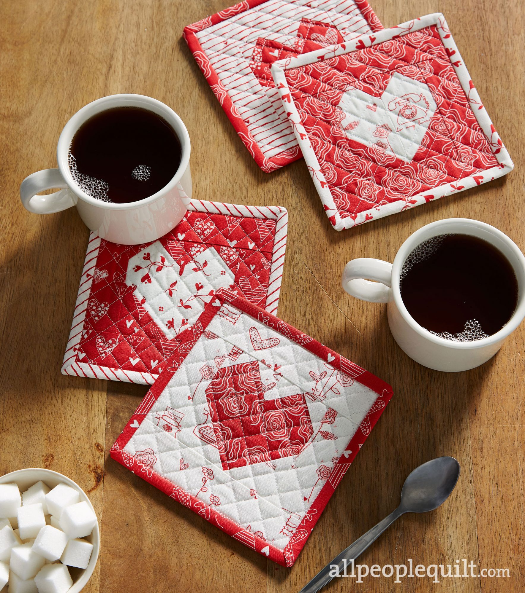 Place in My Heart Coasters
