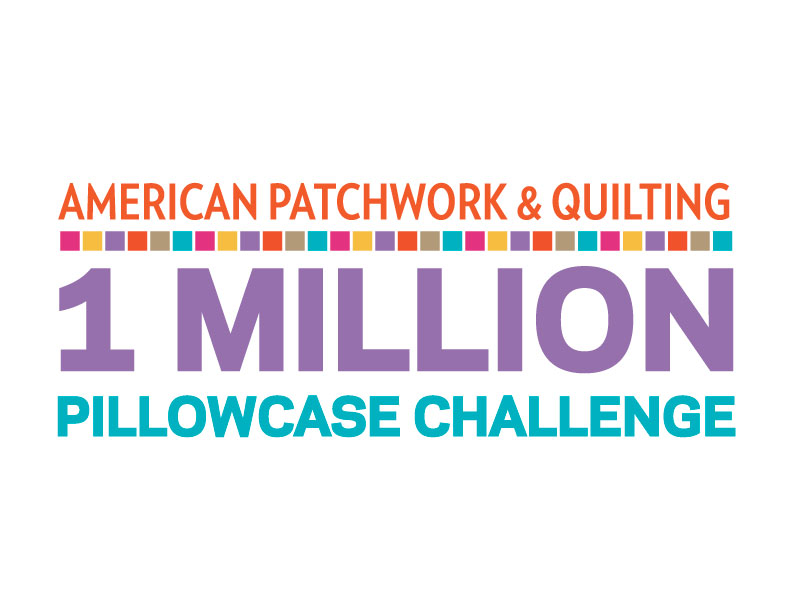 One Million Pillowcase Challenge Logo