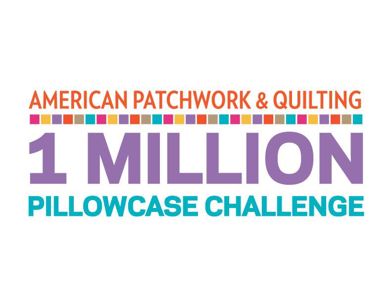 One Million Pillowcase Challenge Logo