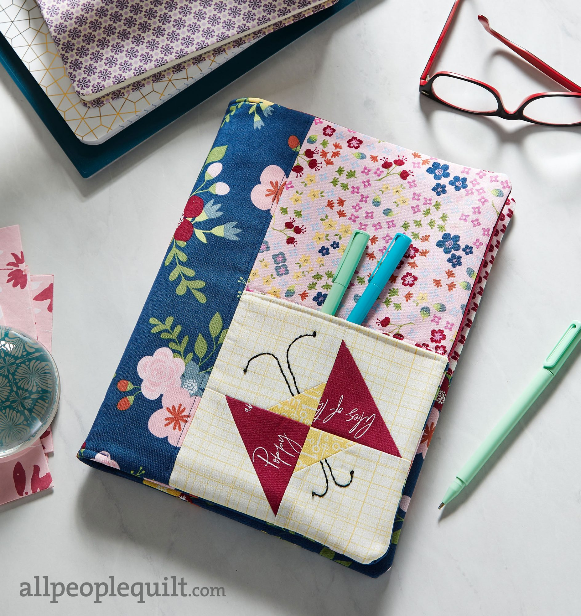 Butterfly Notebook Cover