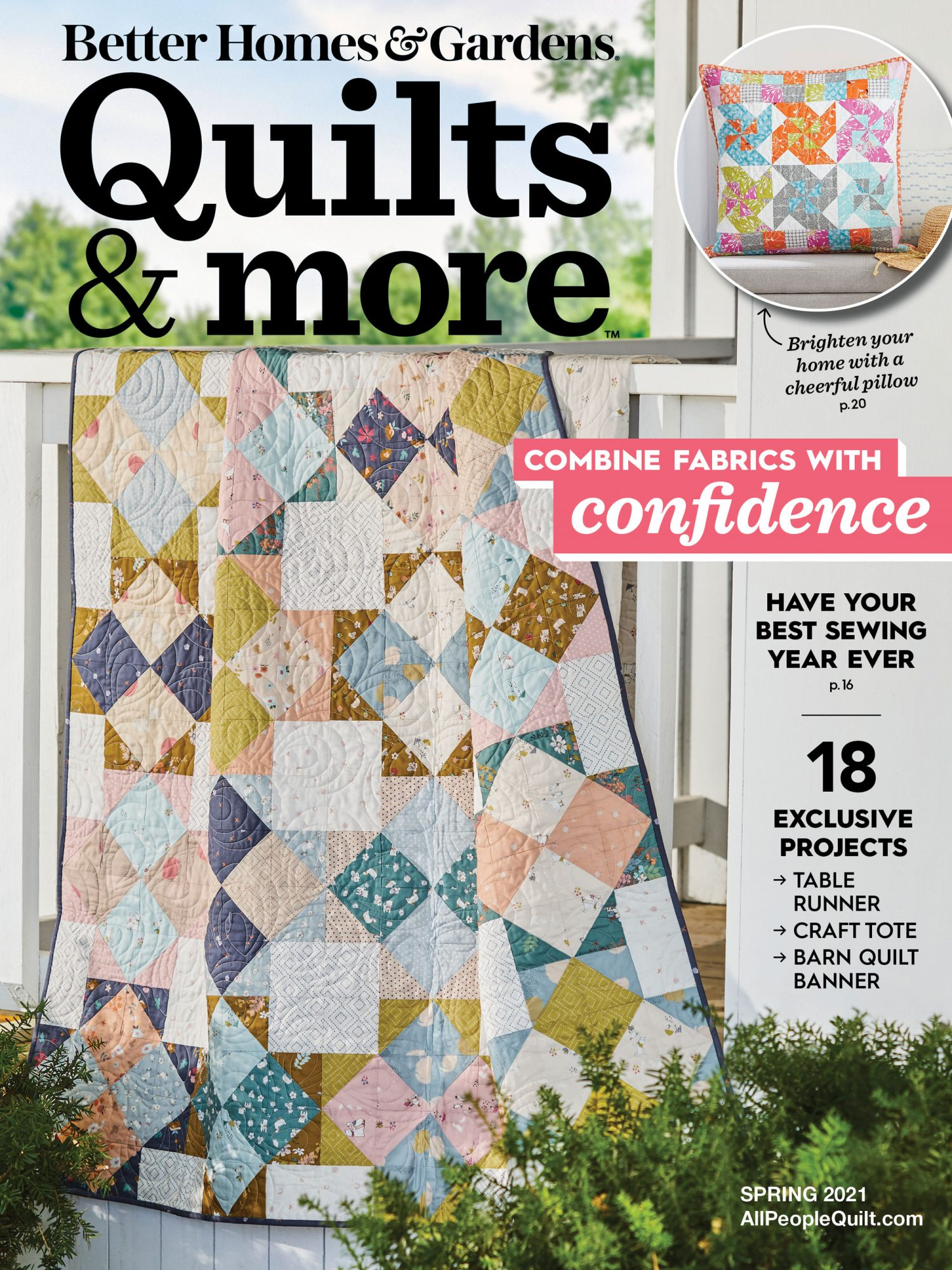 Quilts & More Spring 2021
