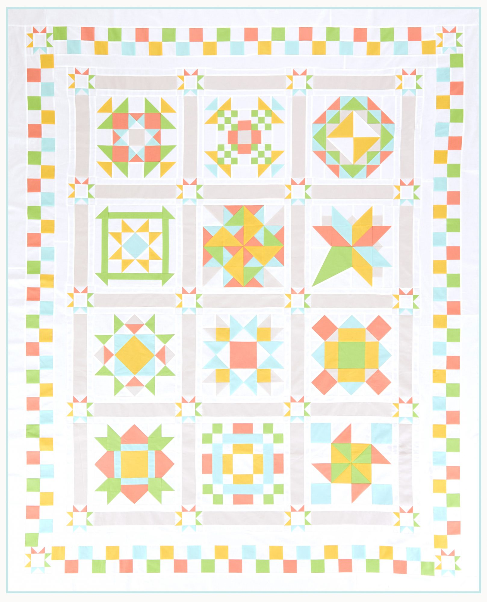 Bright New Day Quilt