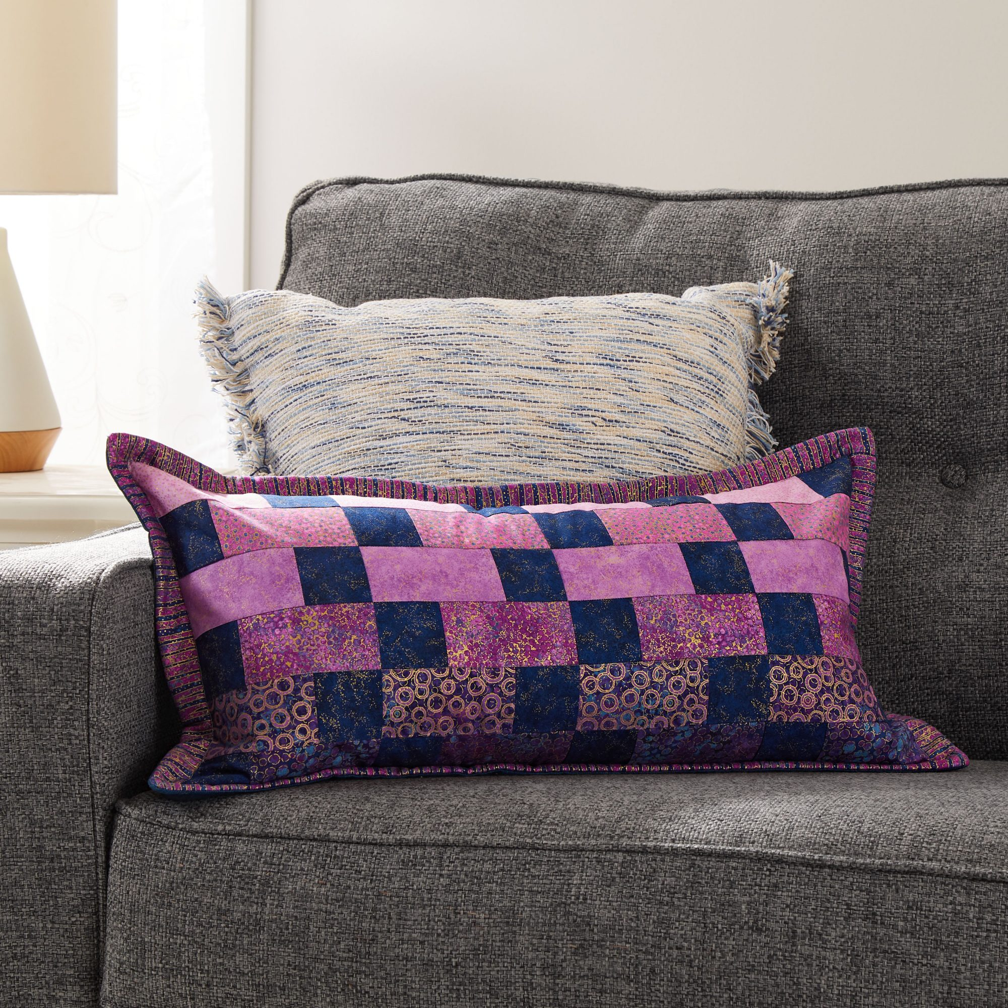 Gradations Pillow Cover