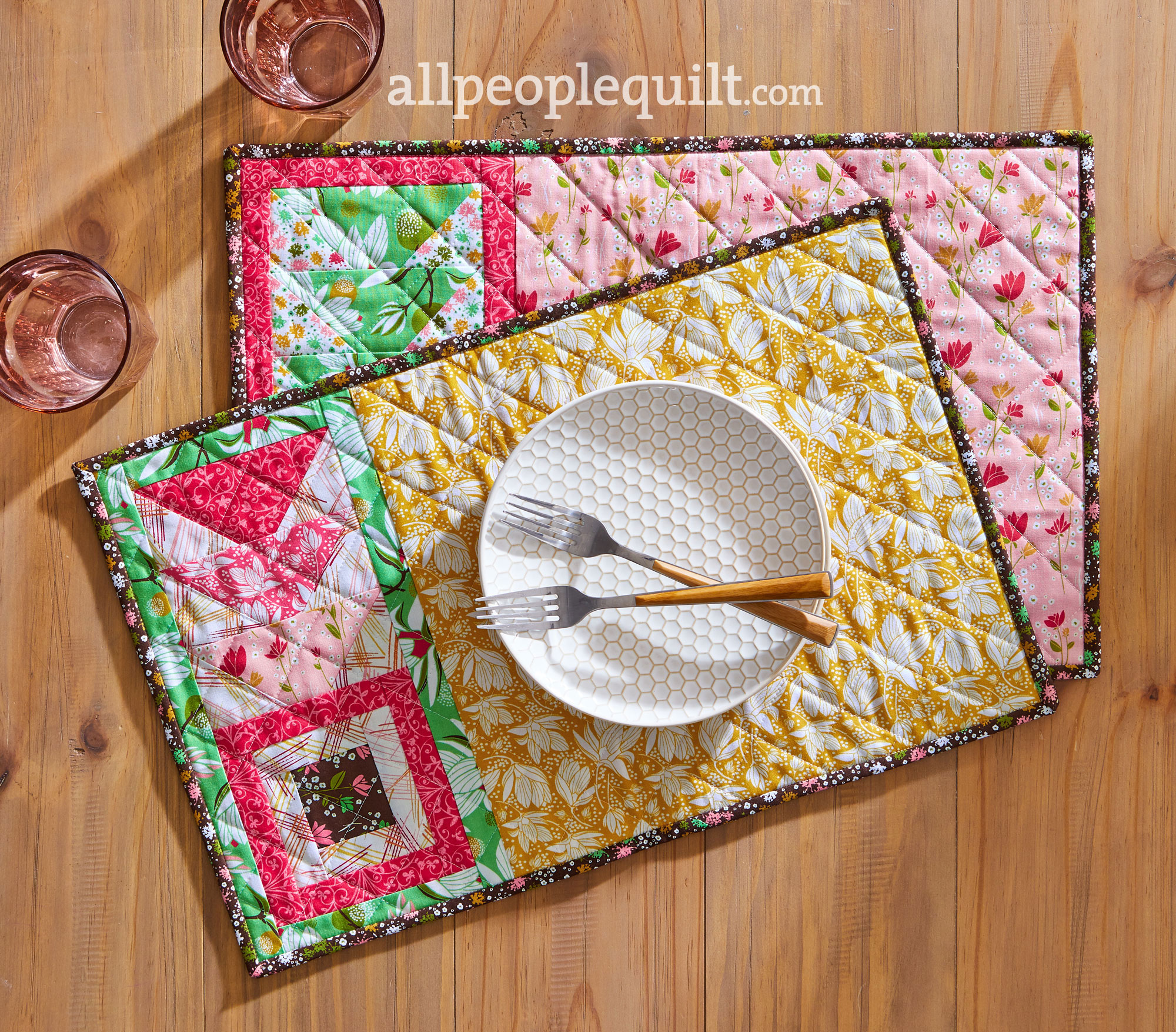 Summertime Place Mats