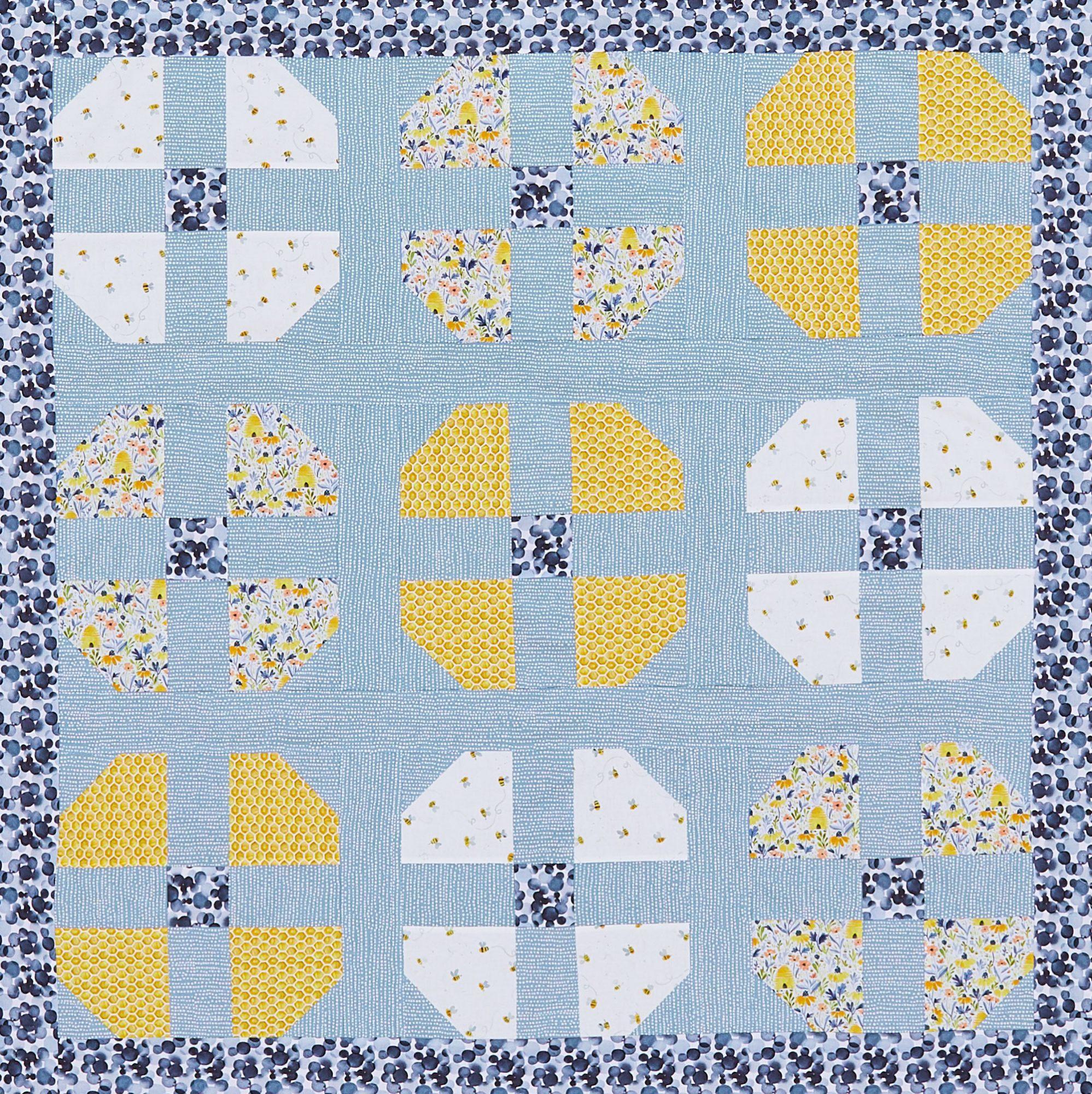 Soft Spot Baby Quilt