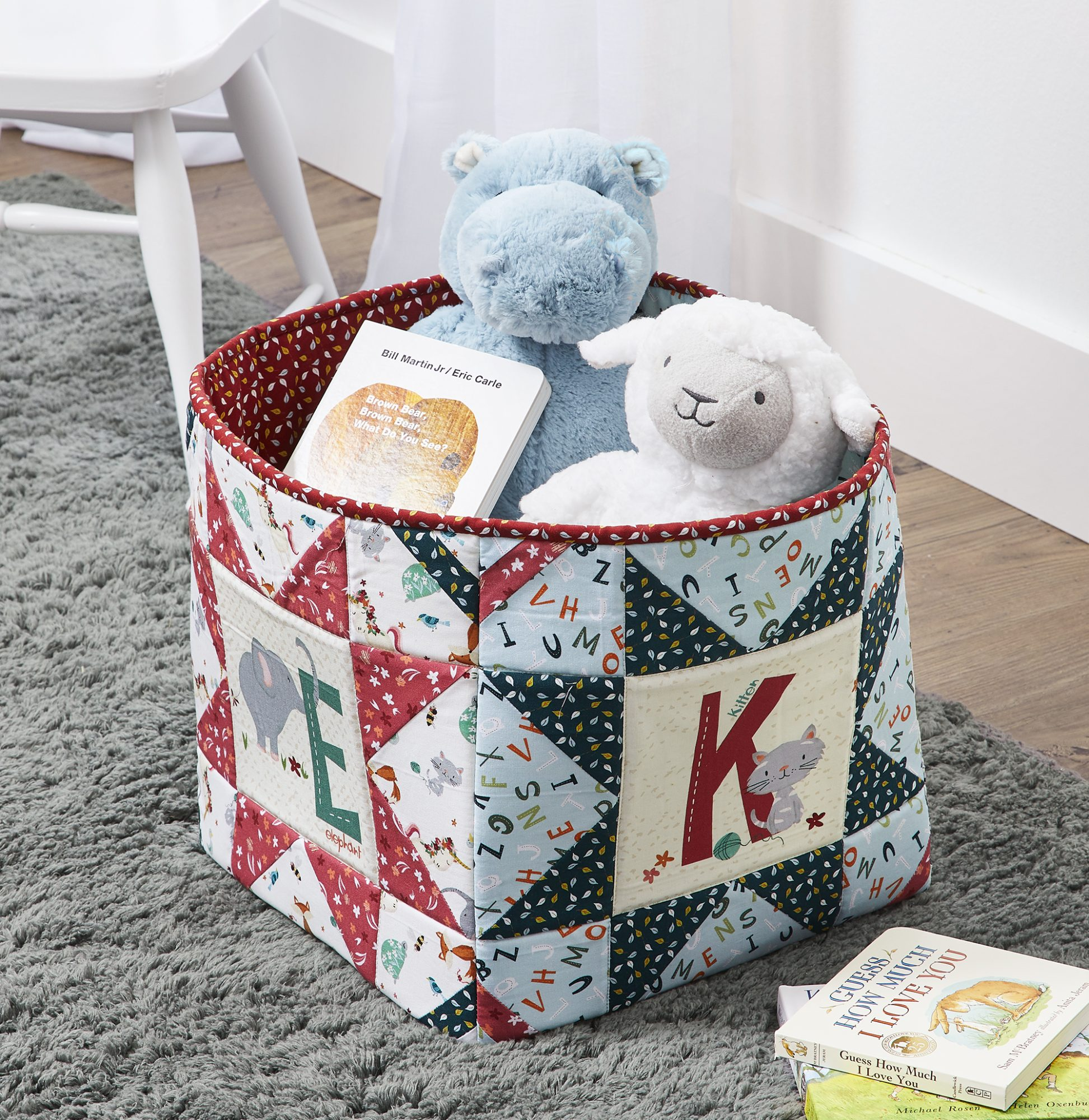 Toy Storage Basket
