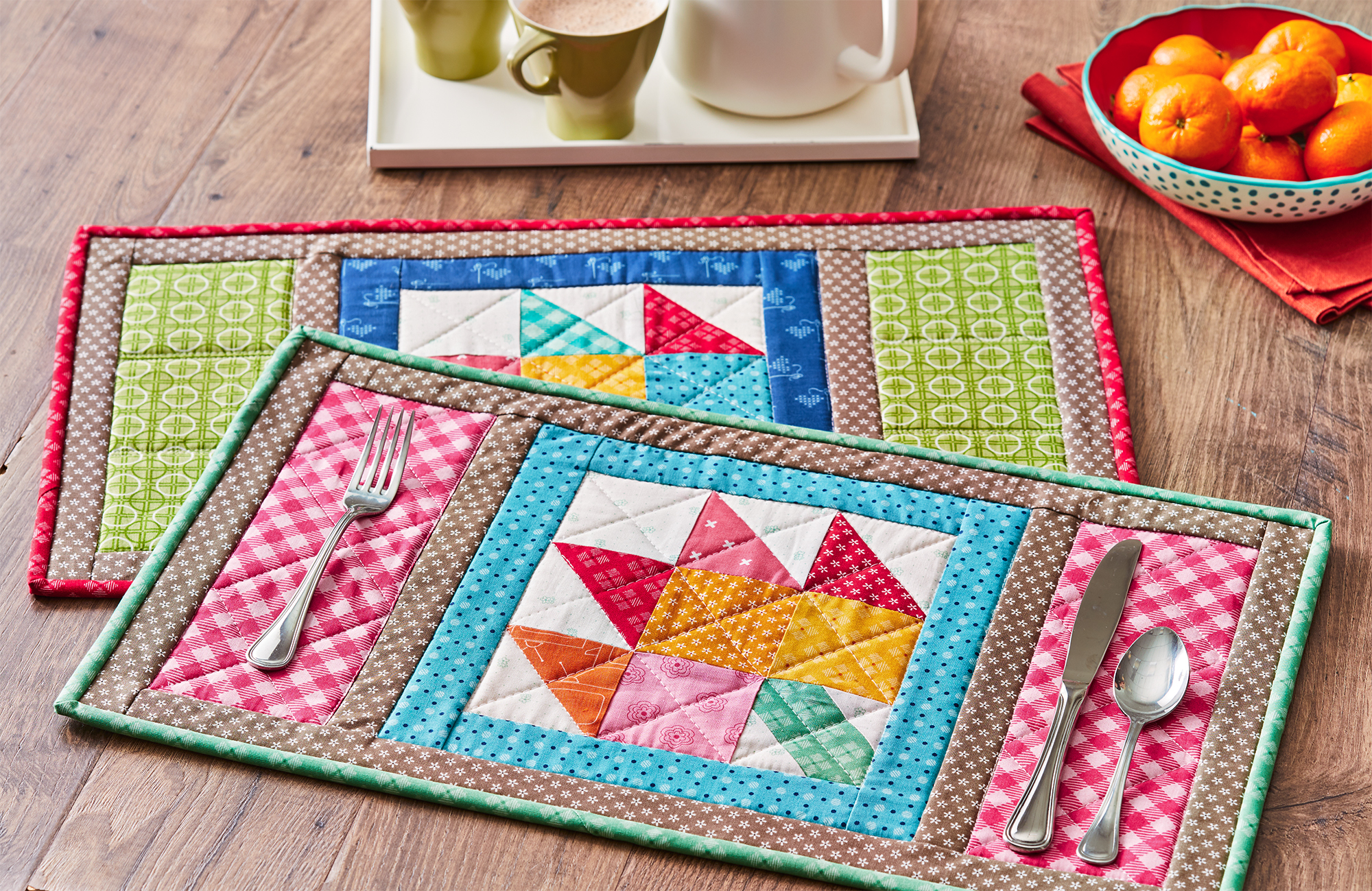 Fall Leaves Place Mat