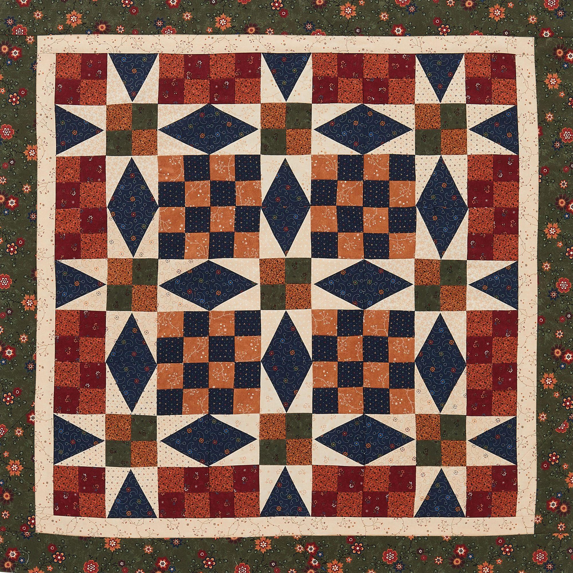 Crisscross Tiles Color Option