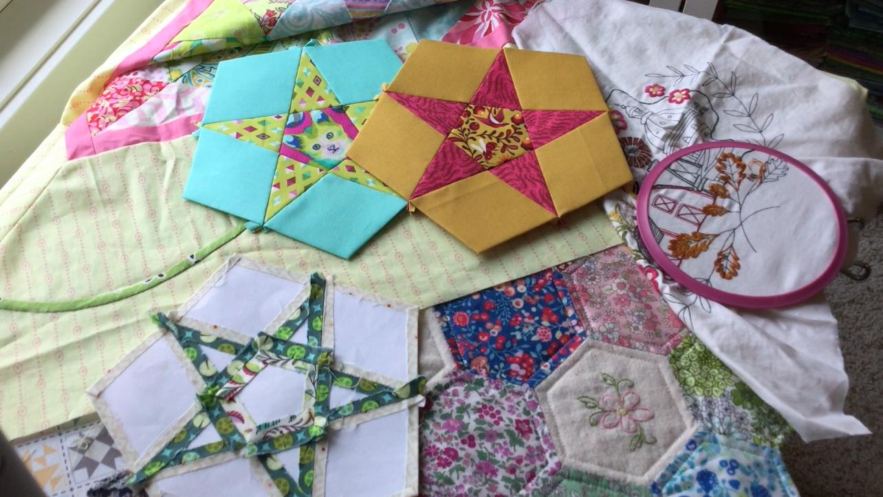 Start a Sewing Self-Care Ritual