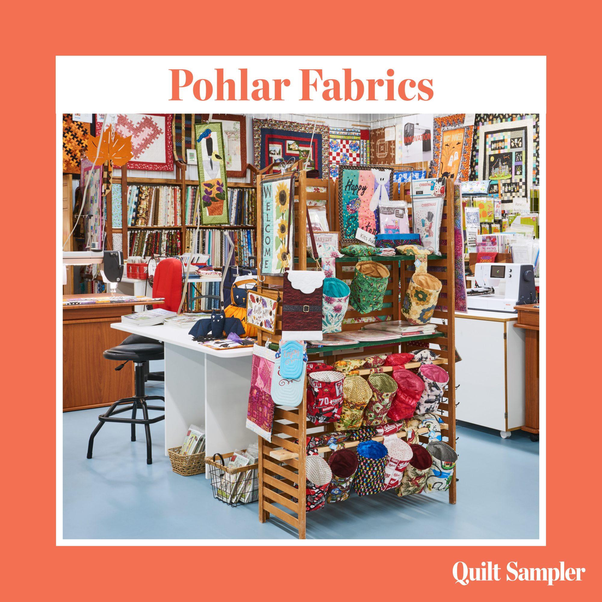 Pohlar Fabrics