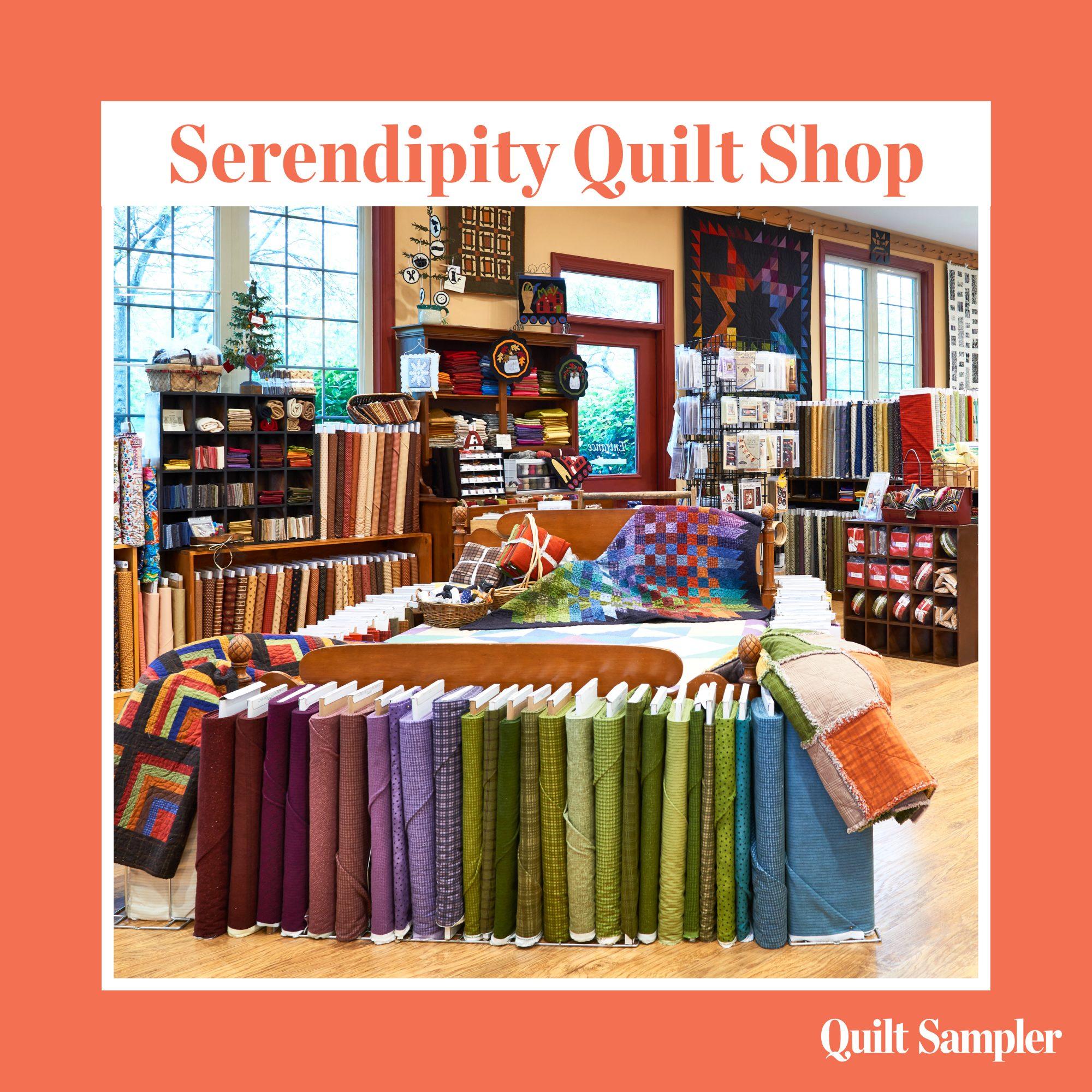 Serendipity Quilt Shop
