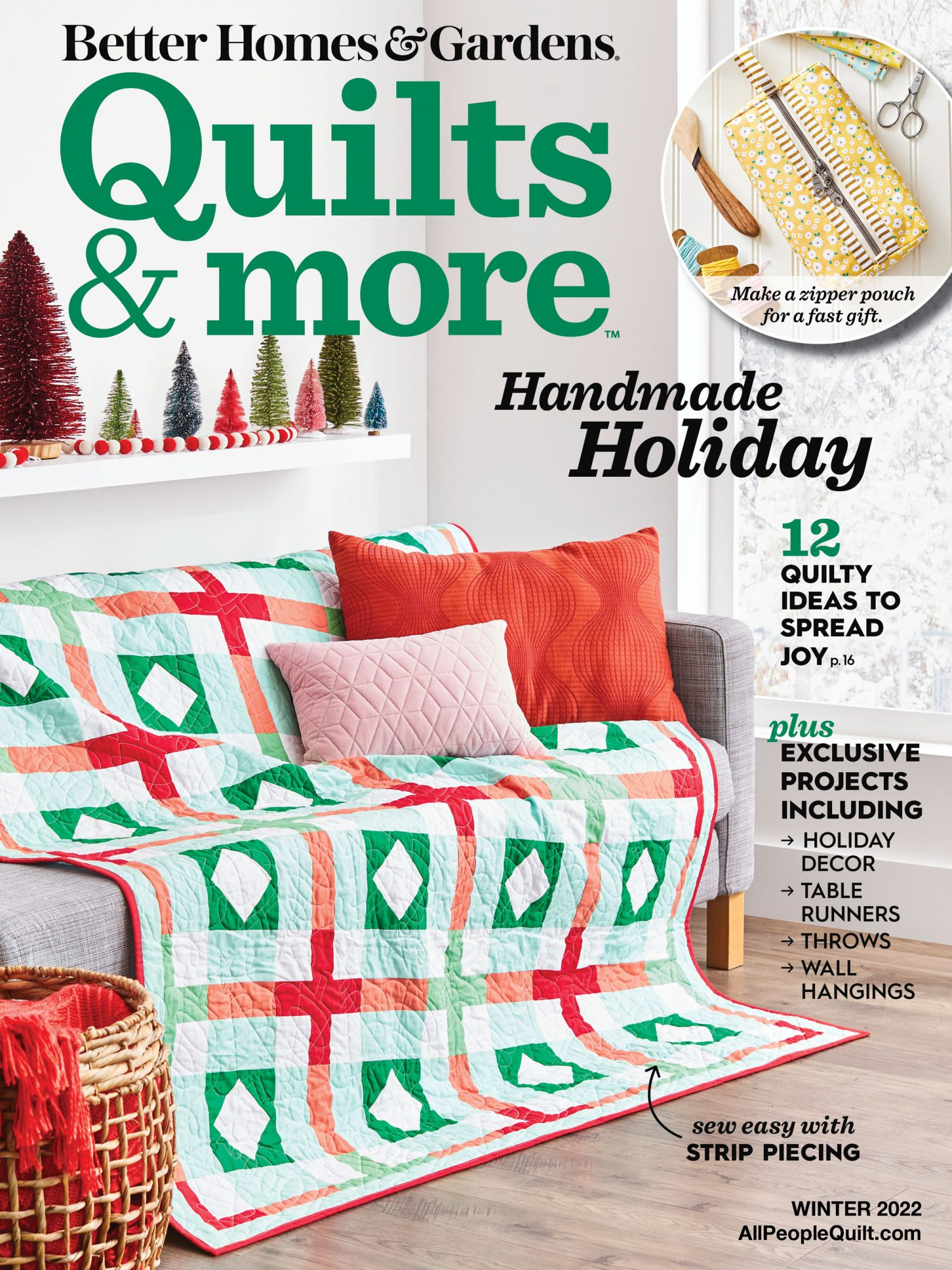 Quilts & More Winter 2022