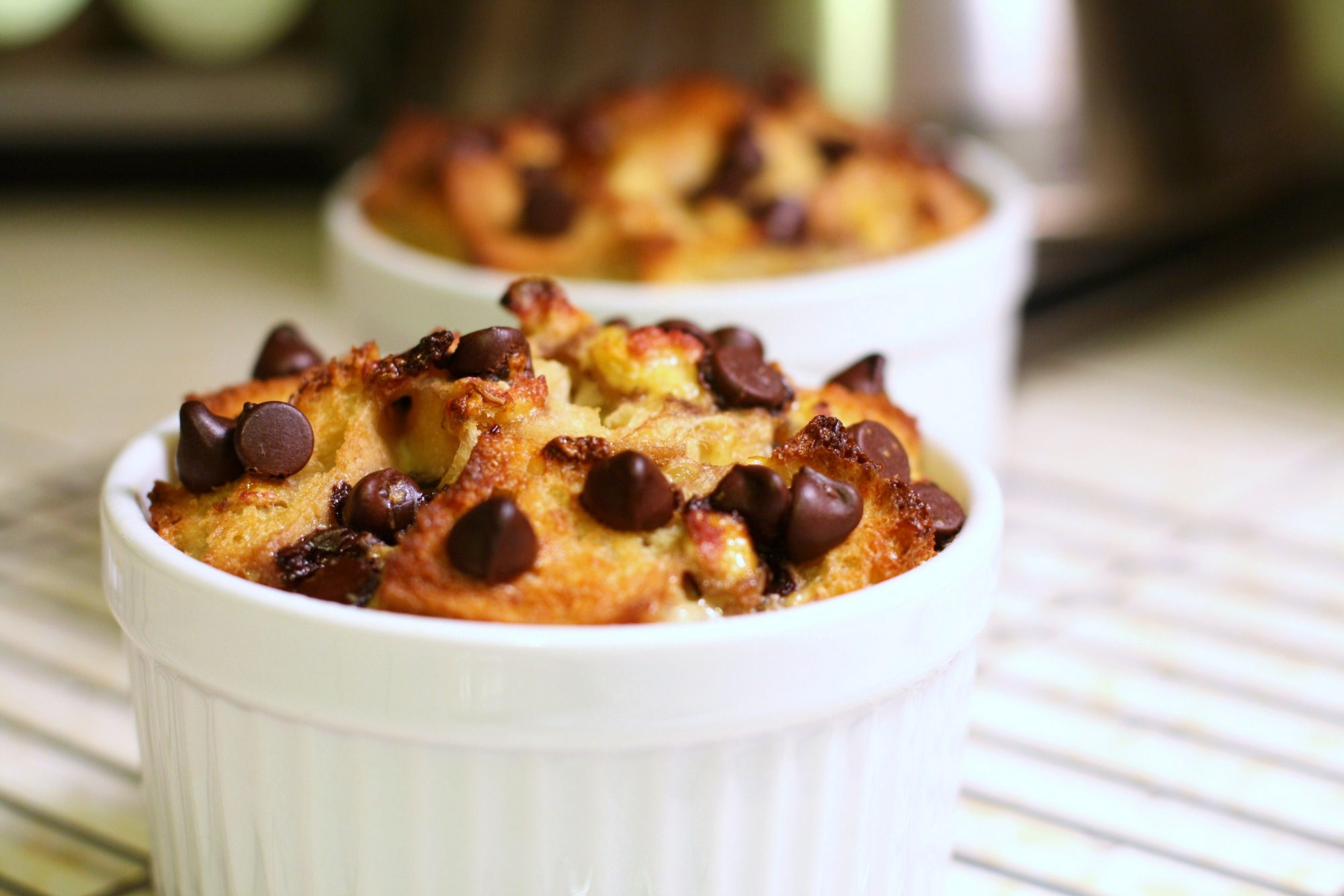 586646 Chocolate Banana Bread Pudding Photo by TTV78
