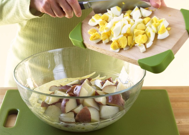 How to Make the Best Homemade Potato Salad