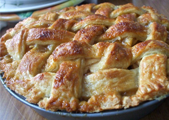 Butter Flaky Pie Crust