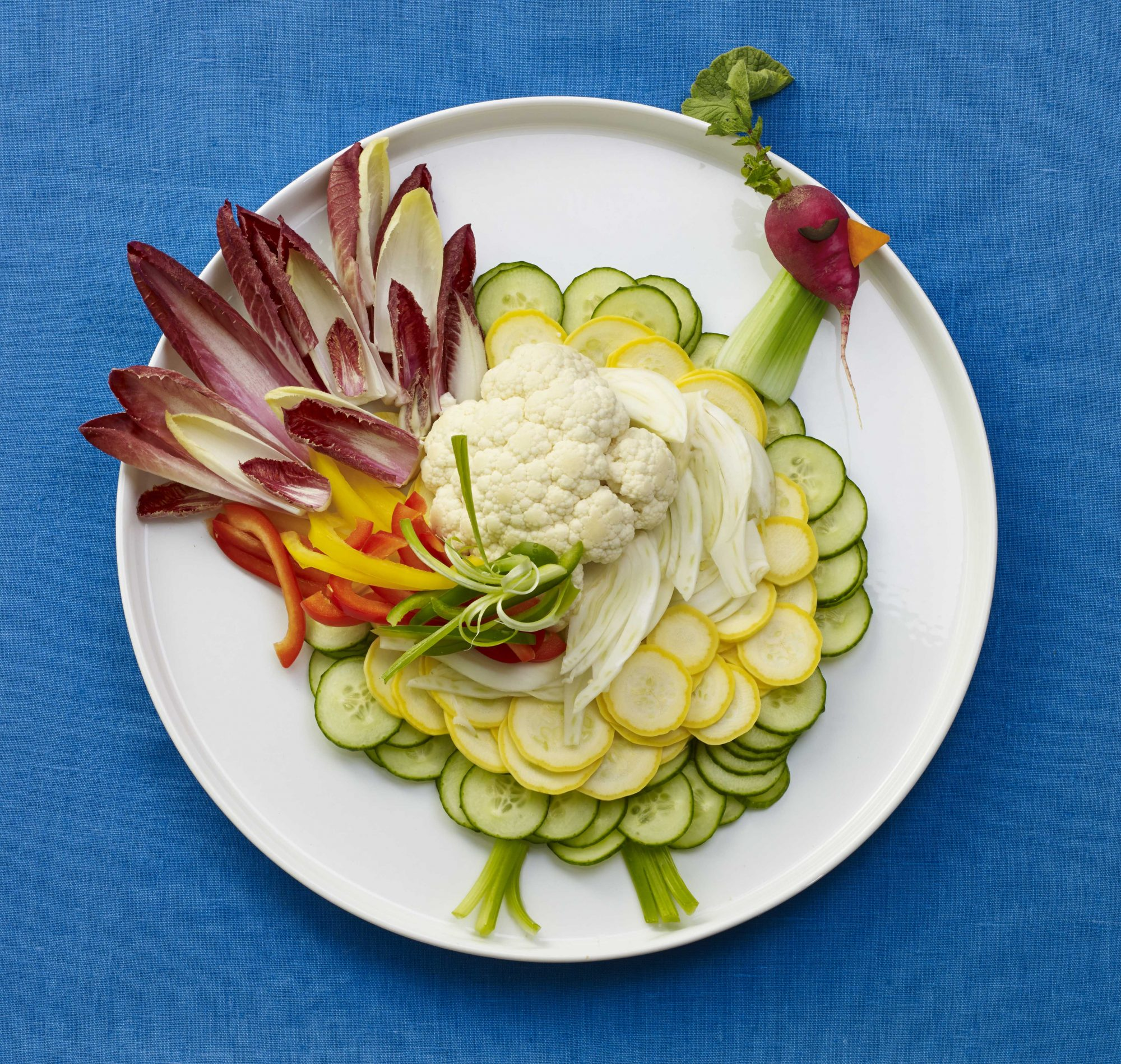 Turkey Crudité