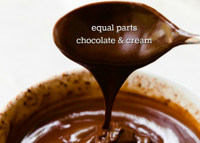 Equal Parts Chocolate and Cream