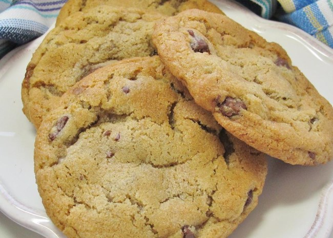 Chocolate Chips Cookies with Tennessee Whiskey