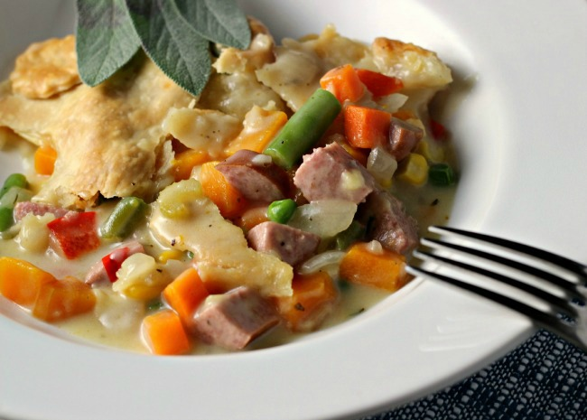 Chicken Pot Pie IX