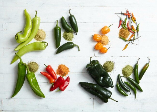 Choosing Chile Peppers Allrecipes
