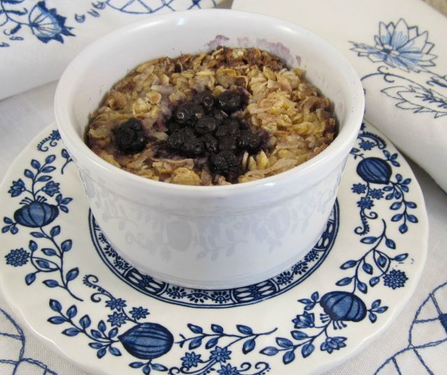 1123037 Coconut-Blueberry Baked Oatmeal 237252 Deb C