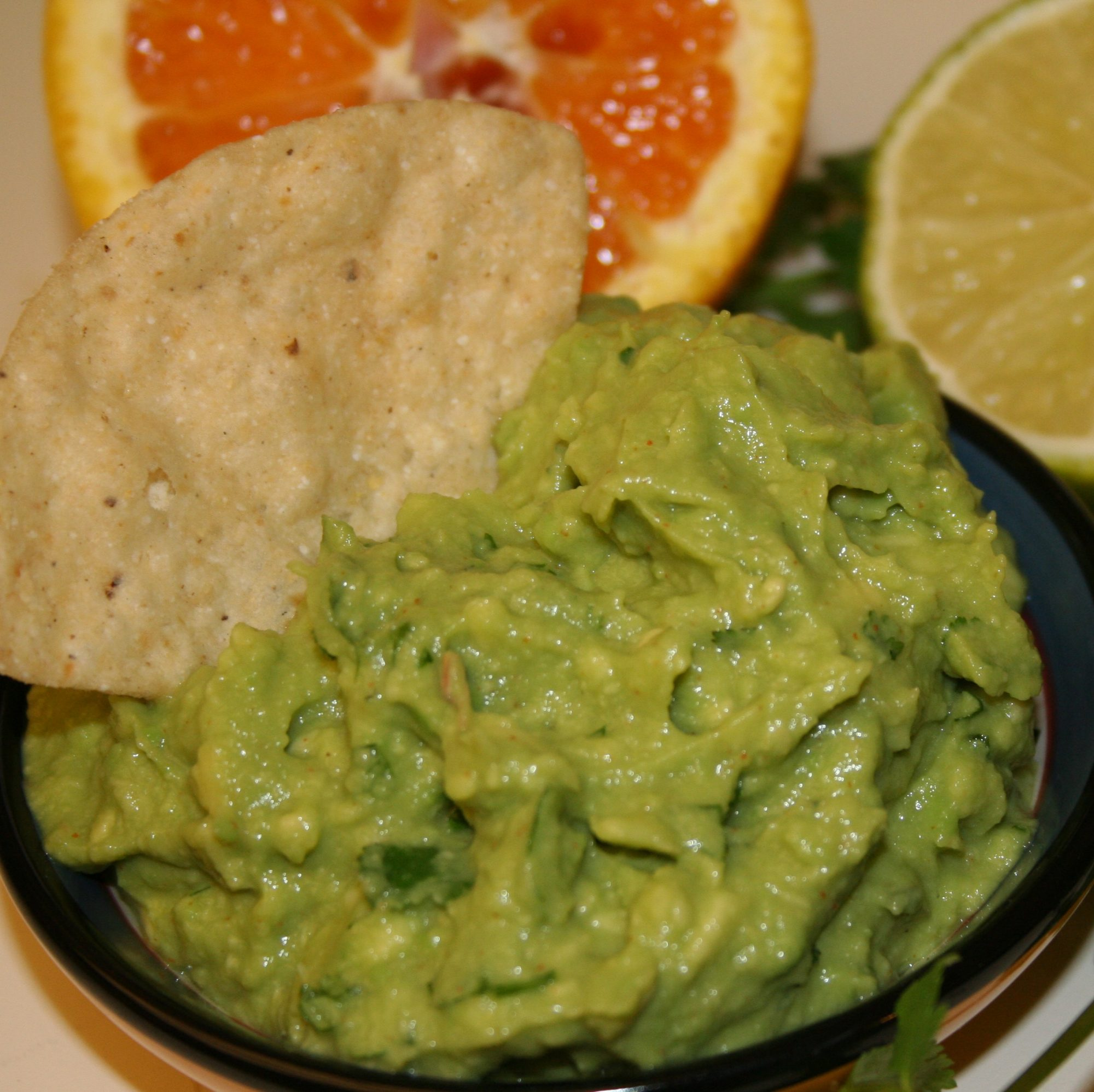 Citrus-Infused Guacamole