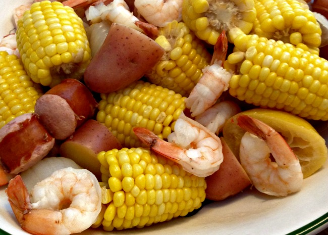 SC Frogmore Stew