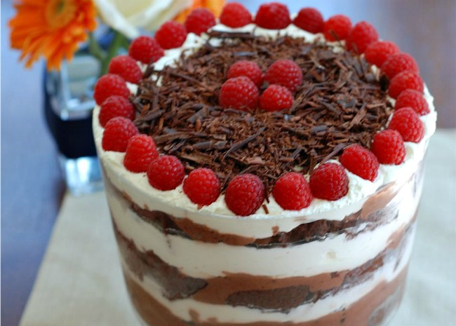 437471 Chocolate Trifle photo by Annie 650x465