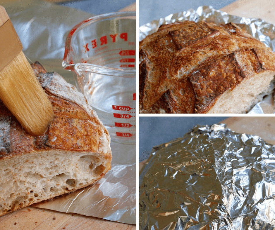 Reviving Stale Bread