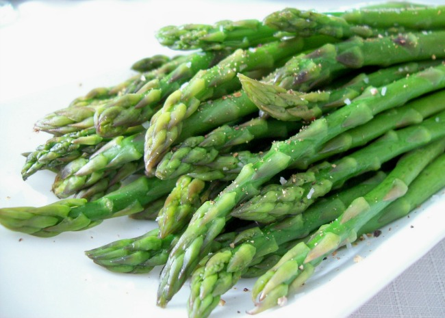356820 Simply Steamed Asparagus Photo by homeschooler3