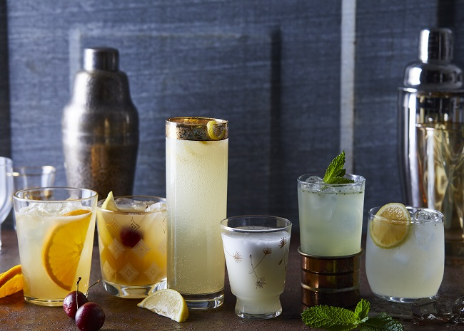 Classic Garnishes for Cocktails
