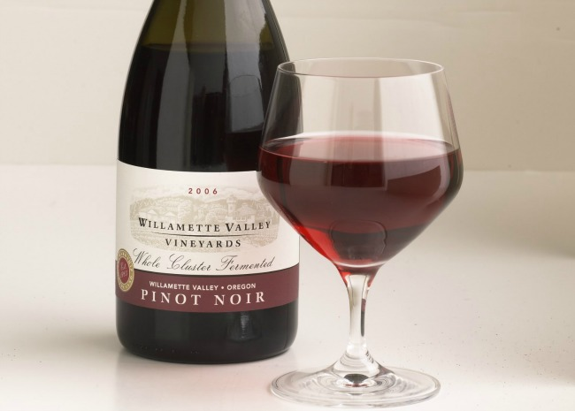 Oregon Pinot Noir from the Willamette Valley