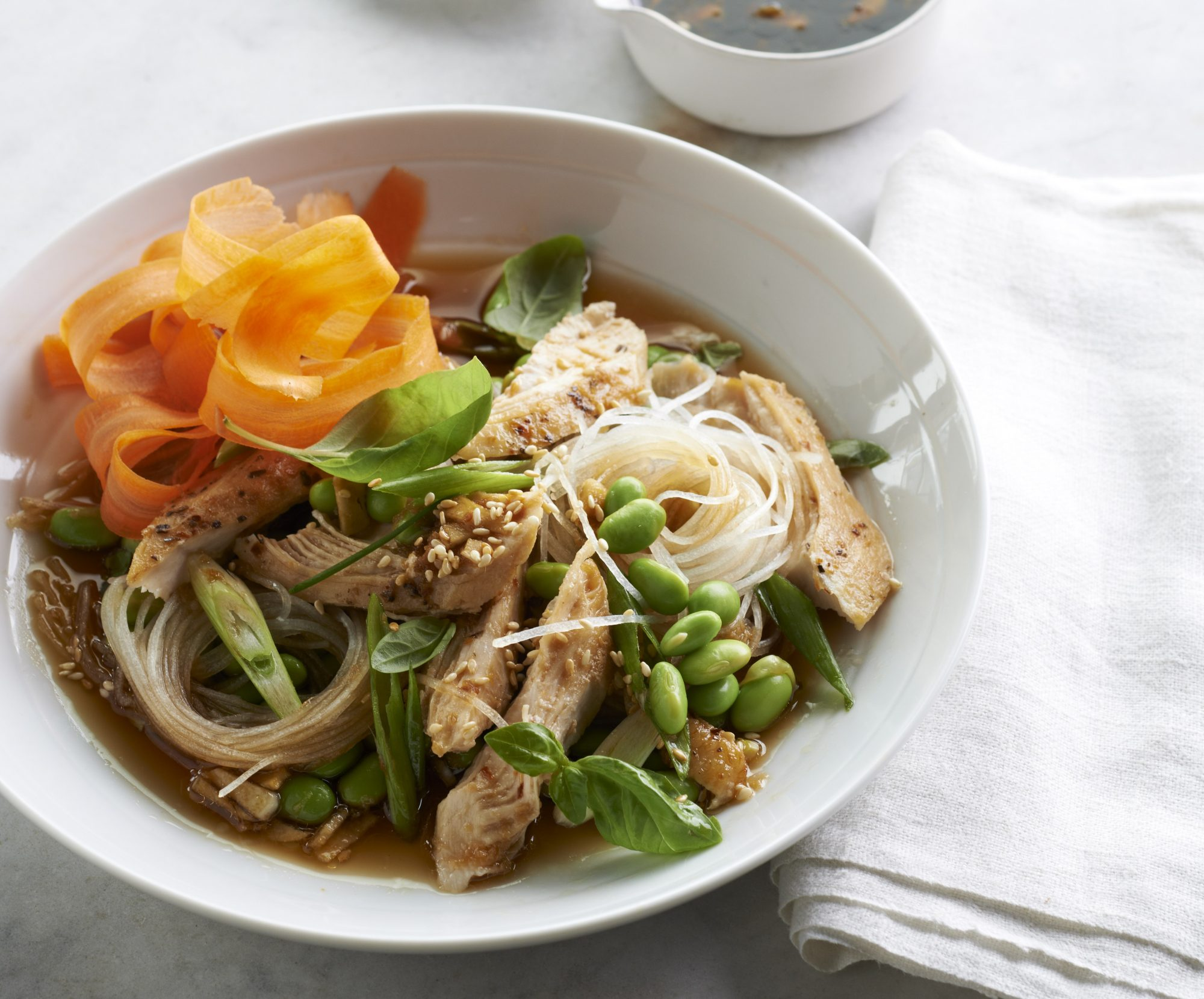 10 Top Rice Noodle Salad Recipes Summer S Perfect Meal Allrecipes
