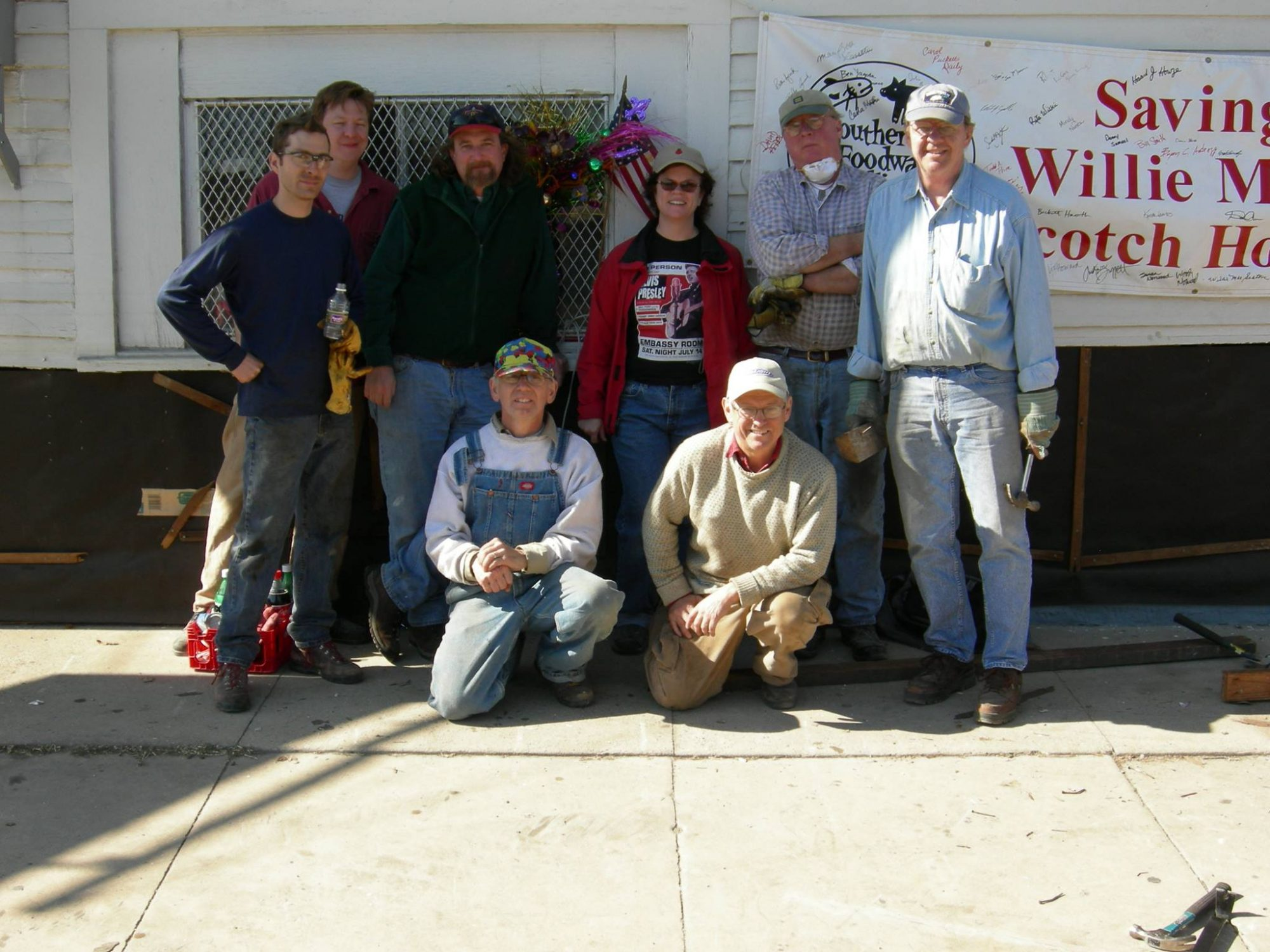 Southern Foodways Alliance volunteers to help rebuilt Willie Mae's Scotch House in New Orleans