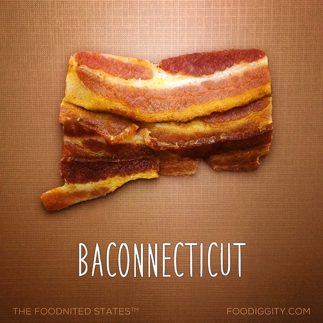 Baconnecticut via Foodiggity