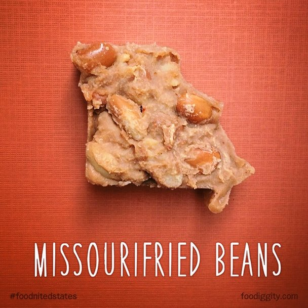 Missourifried Beans via Foodiggity
