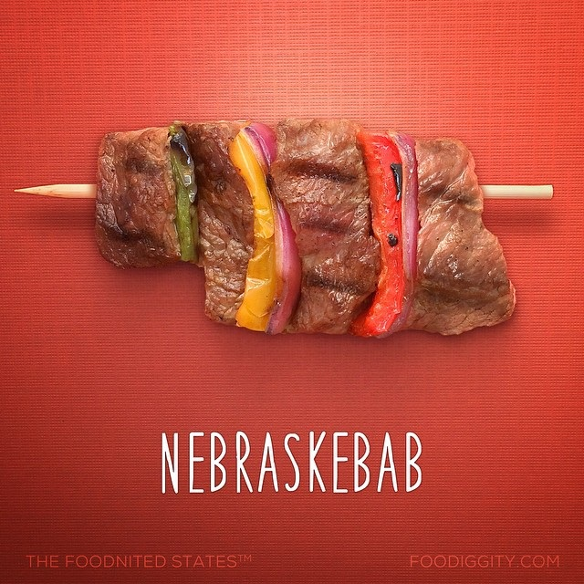 Nebraskabob via Foodiggity